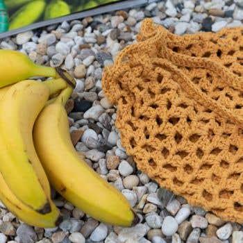 DIY Crochet Pattern Drawstring Backpack Monza