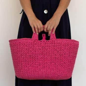 DIY Haakpakket Shopper Bubblegum