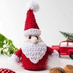 DIY Crochet Kit Santa Claus