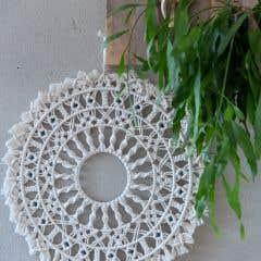 DIY Makramee-Set Mandala Villalba