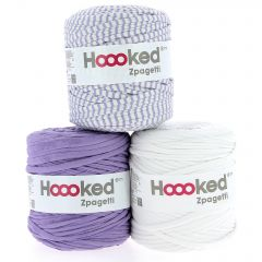 Zpagetti Inspiration Kit Lila Stripes
