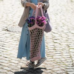 DIY Free Crochet Pattern Market Bag Almeria