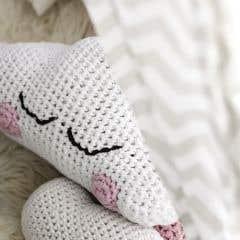 """DIY Crochet Kit """"Dream Cloud"""""""