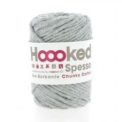 Spesso Chunky Cotton Gris 200g.
