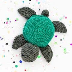 DIY Kit de Crochet Turtle Jake