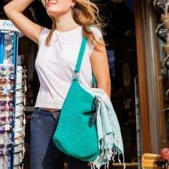 DIY Free Crochet Pattern Beach Bag Salamanca