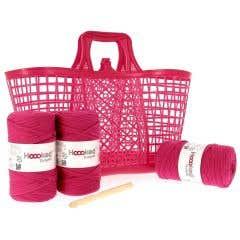 Hoooked Shopper Crochet Pattern