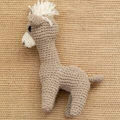 DIY Crochet Pattern Llama Laurie