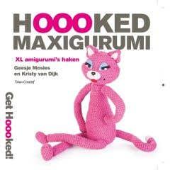 Hoooked Häkelbuch Maxigurumi (Holländisch)