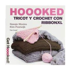 Hoooked Spanish Häkelbuch RibbonXL