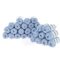 Garenpakket Soft Cotton DK Dublin Blue