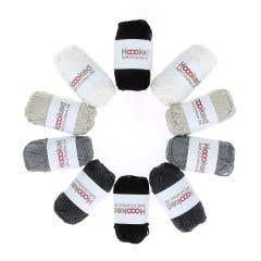 Pack de 10 Ovillos Soft Cotton DK Pebble Beach