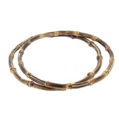 Bamboe Ring Handvat XL Dark