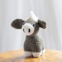DIY Crochet kit Donkey Joe Eco Barbante Aspen