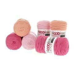 "RibbonXL ""Think Pink"" Bundle per 6"