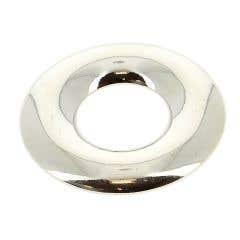 Silver Coloured Round Hanger