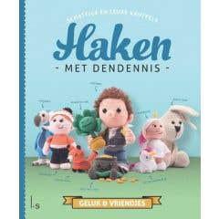"""Holl""""ndisch Häkelbuch Amigurumi Dendennis ndennis (NL)"""