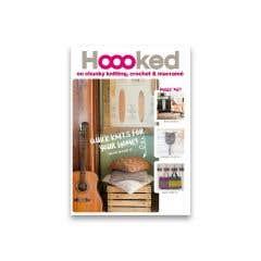 Hoooked on chunky knitting, crochet & macramé (E-magazine) (EN)