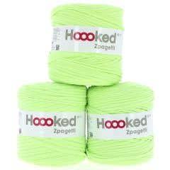 Zpagetti Inspiration Kit Neon Lime