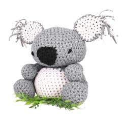 Patrón de crochet Koala Sídney