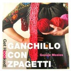 Spanish Crochet Book Ganchillo con Zpagetti