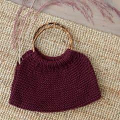 DIY Knitting Kit Fiorentina Bag
