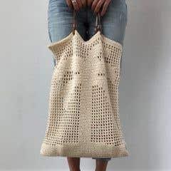 DIY Crochet Kit Bag Barbados