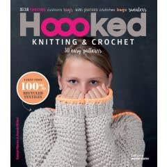 Libro Punto y crochet Hoooked (Ingles)
