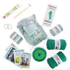 Crochet Gift Set - Go Green