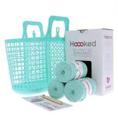 DIY Crochet Kit Shopper Happy Mint