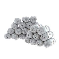 Garenpakket Soft Cotton DK New York Grey