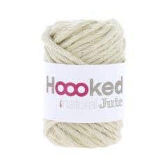 Medium Natural Jute Vanilla Cream