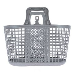 Shopper Silver Grey
