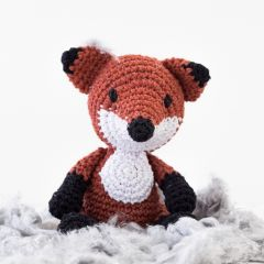 DIY Kit de Crochet La Zorra Fergie