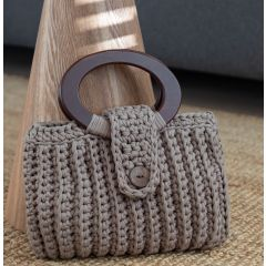 DIY Crochet Pattern Zpagetti Bag Vienna