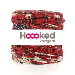 Zpagetti Red Tartan Skirt