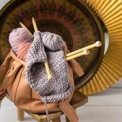 Bamboo Knitting Needles 10 mm