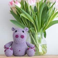 DIY Kit de Crochet Hippo Hugo