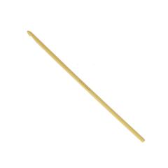 Bamboe Haaknaald 4 mm - Glad Gecoat