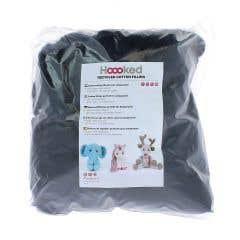 Relleno de algodón blanco 100% reciclado: tormenta