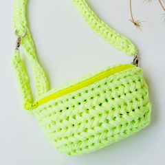 DIY Crochet Kit Bum Bag Indio