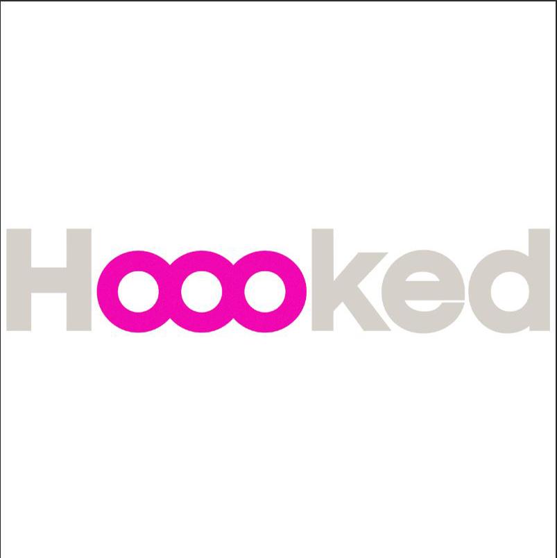 DIY Crochet Kit Beso Cushion Neon Flamingo