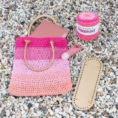 DIY Crochet Pattern Tote Bag Menorca